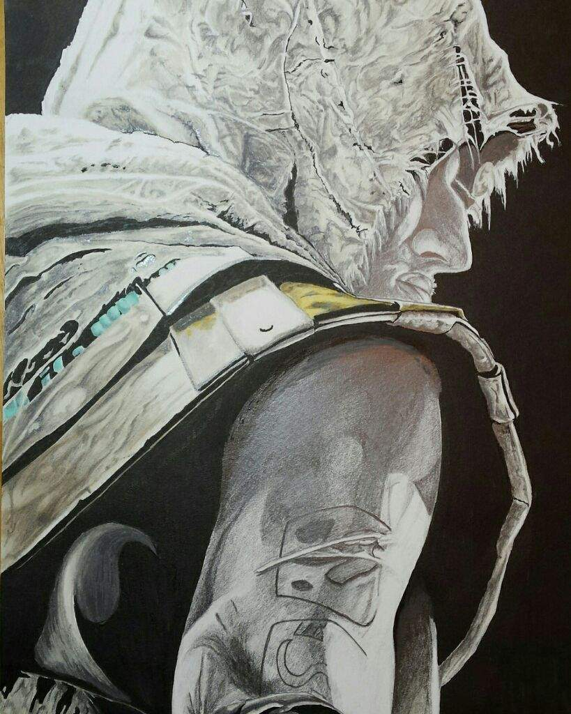 Bayek Fan Art Video Games Amino