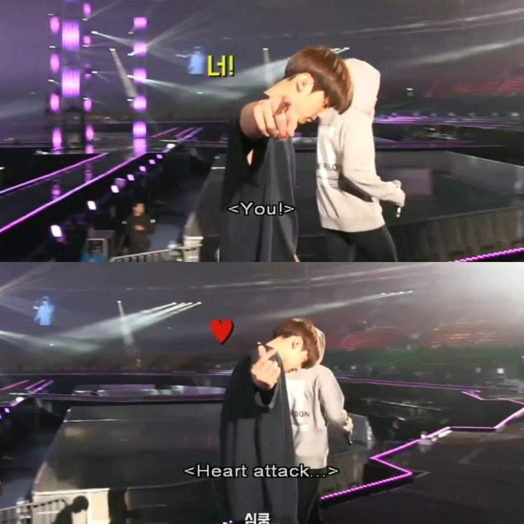 Jungkook With Heart Attack Army Memes Amino