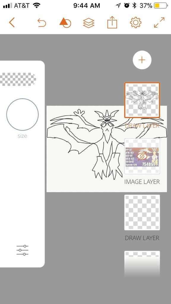 Pokemon Ultra Sun and Moon Ultra Beast Drawing | Pokémon Amino