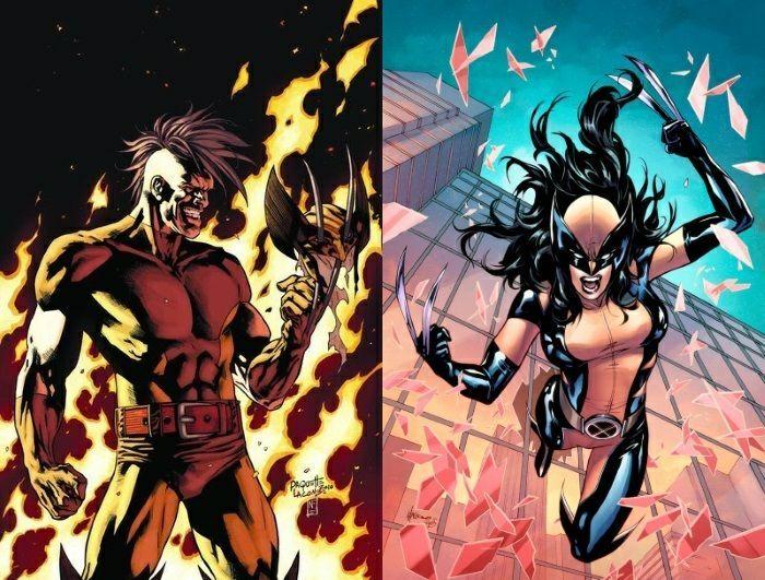 Capo Collision.... Daken vs X-23 | Comics Amino X 23 Daken
