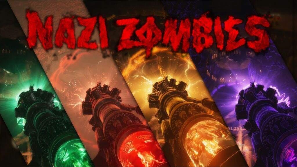 Como fazer todos os upgrades da Tesla Gun | Call Of Duty ® Zombies