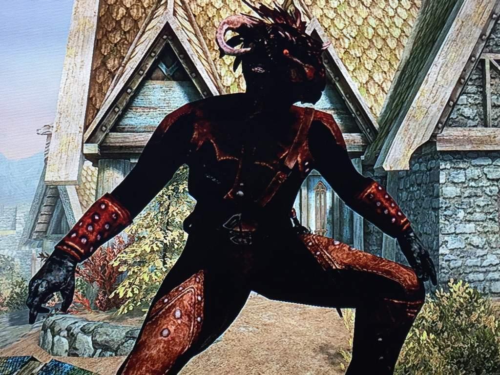 The Shadowscale Modded Argonian Assassin Build Tamriel Elder