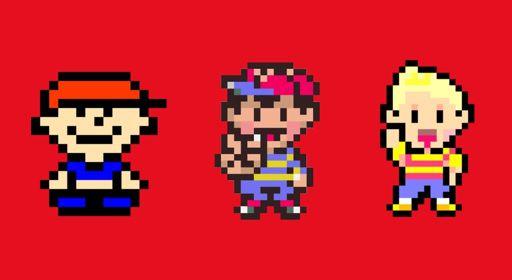 Ninten, Ness and Lucas ~   Nintendo Amino