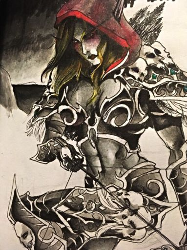 Thoughts on my New Death Knight  | WoW Amino