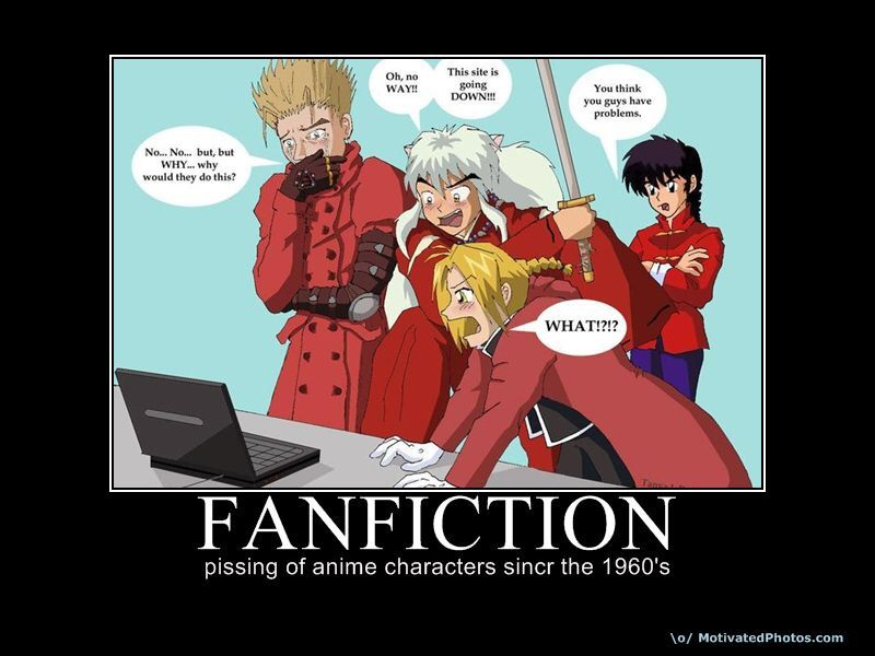 Fanfiction: A World of Possibilities | Anime Amino
