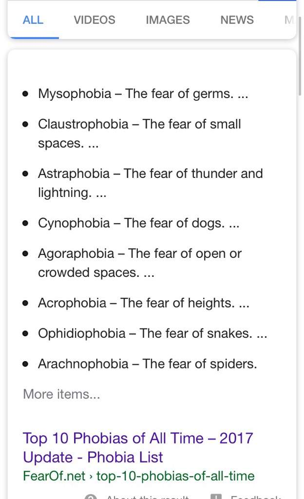 The Fear Phobia Challenge Five Nights At Freddys Amino