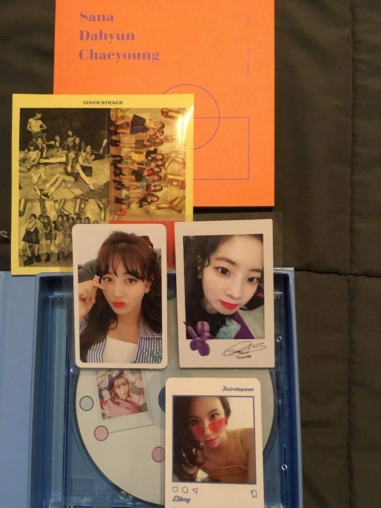 Unboxing] Twice The 1st Album: Twicetagram | Twice (트와이스