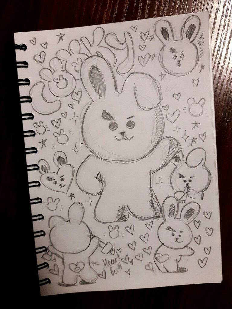 BT21 Sketches pt.1 | ARMY's Amino