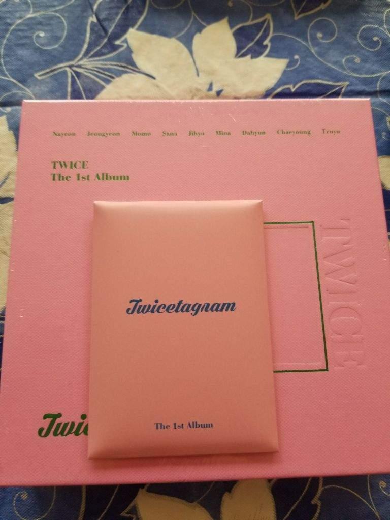 Twicetagram Album (Version A) Unboxing! | Twice (트와이스)ㅤ