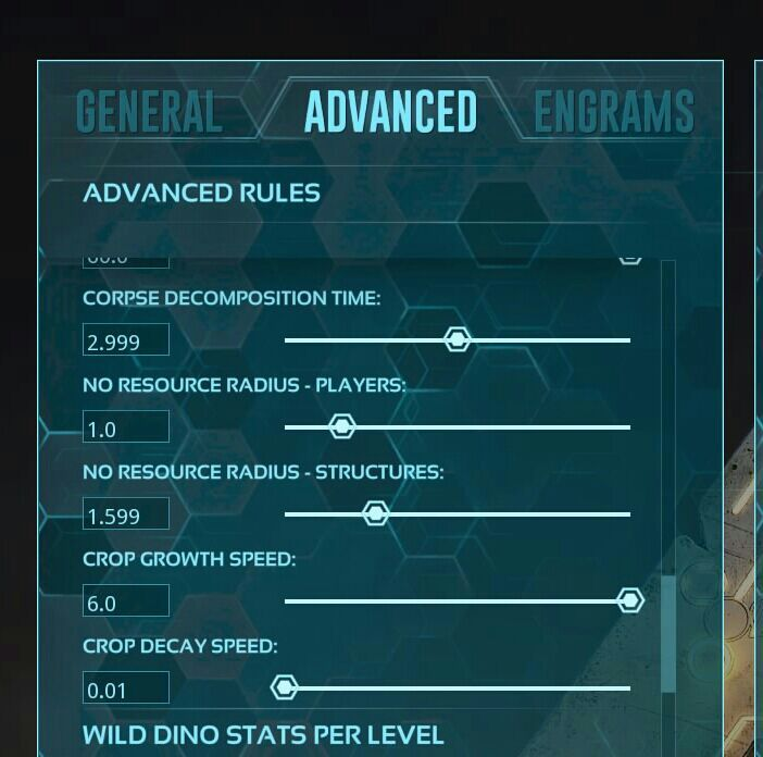 Boosted Settings tips | Wiki | Ark Survival Evolved Amino