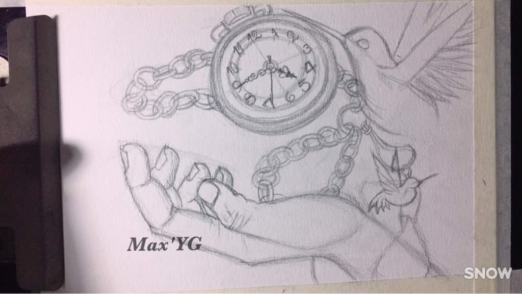 Regalo del tiempo | DibujArte Amino