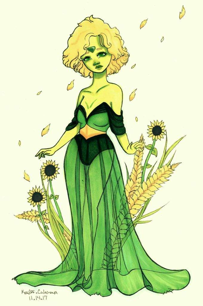 🌾🌻Peridot🌻🌾 (Edit 😭💚 Thank you so much for the