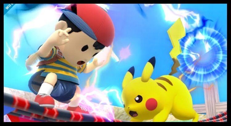 How to use Ness' PK Thunder   Smash Amino