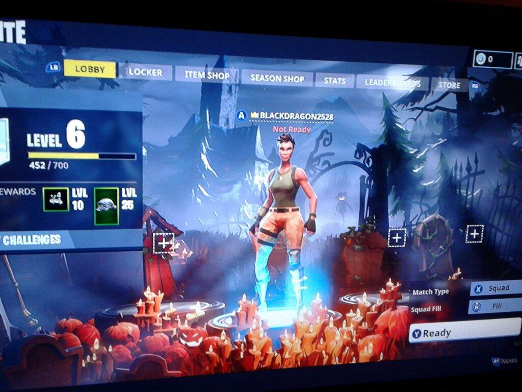 how to play fortnite battle royale xbox one
