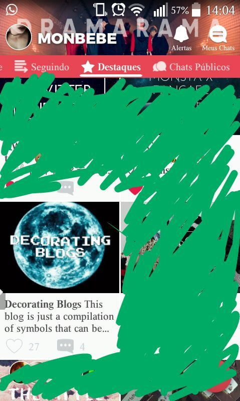 Decorating Blogs Monbebe Amino