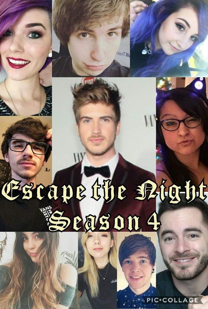 Escape the Night (S2) Ep:4, Magic Comes With a Price   -Escape The