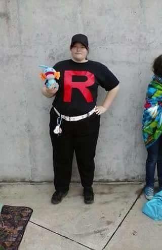 Team Rocket Grunt Cosplay Amino