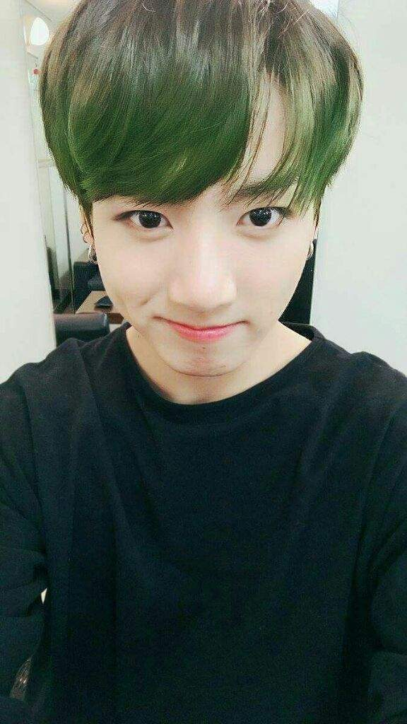 Jungkooks Hair Colour Edit Armys Amino