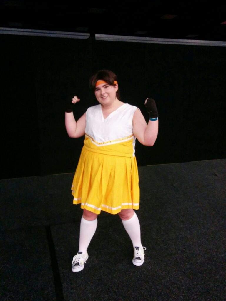 Cheerleader Hunk Cosplay Voltron Amino