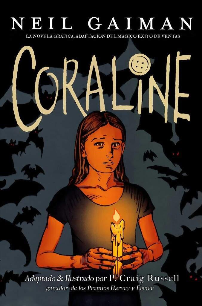 coraline novela grafica pdf descargar
