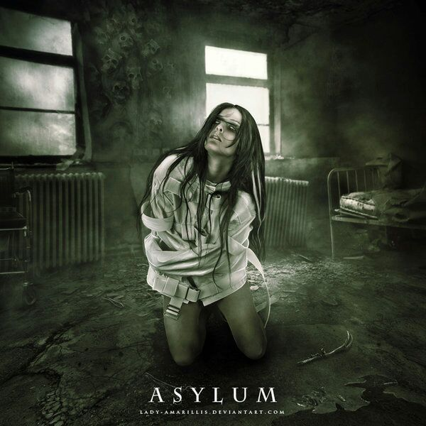 Sad asylum