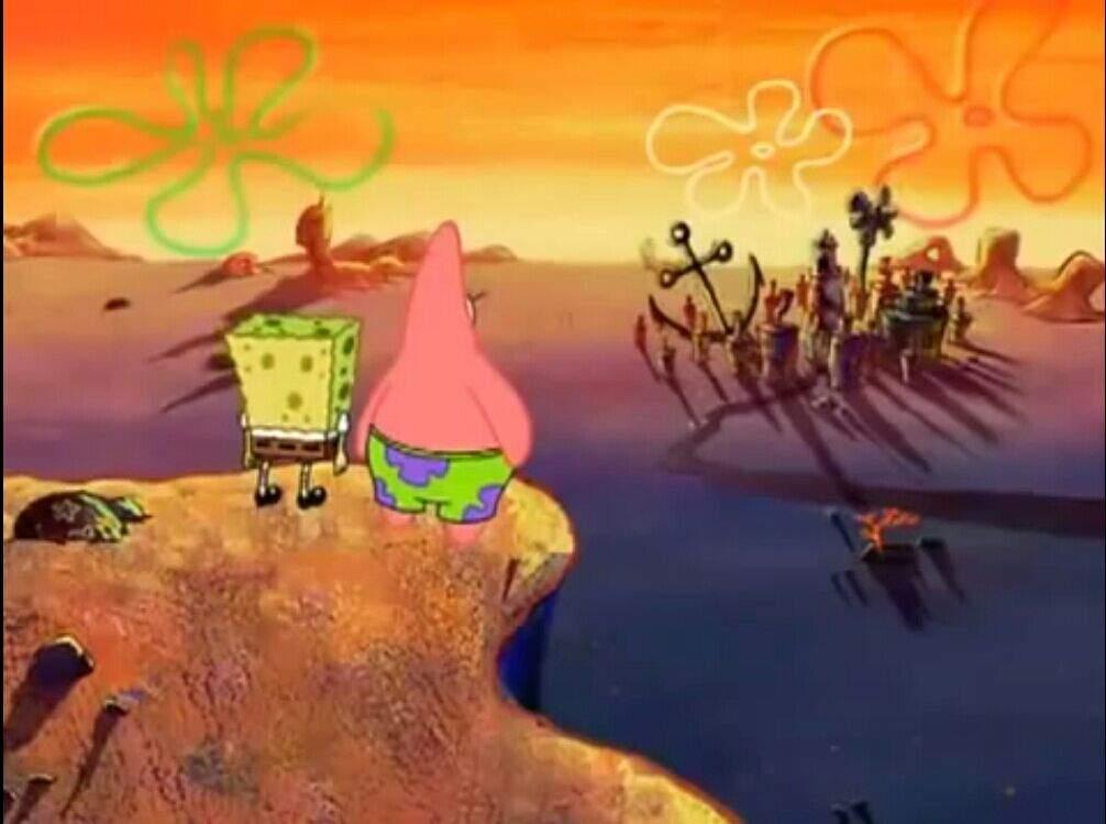 Movies bikini bottom spongebob