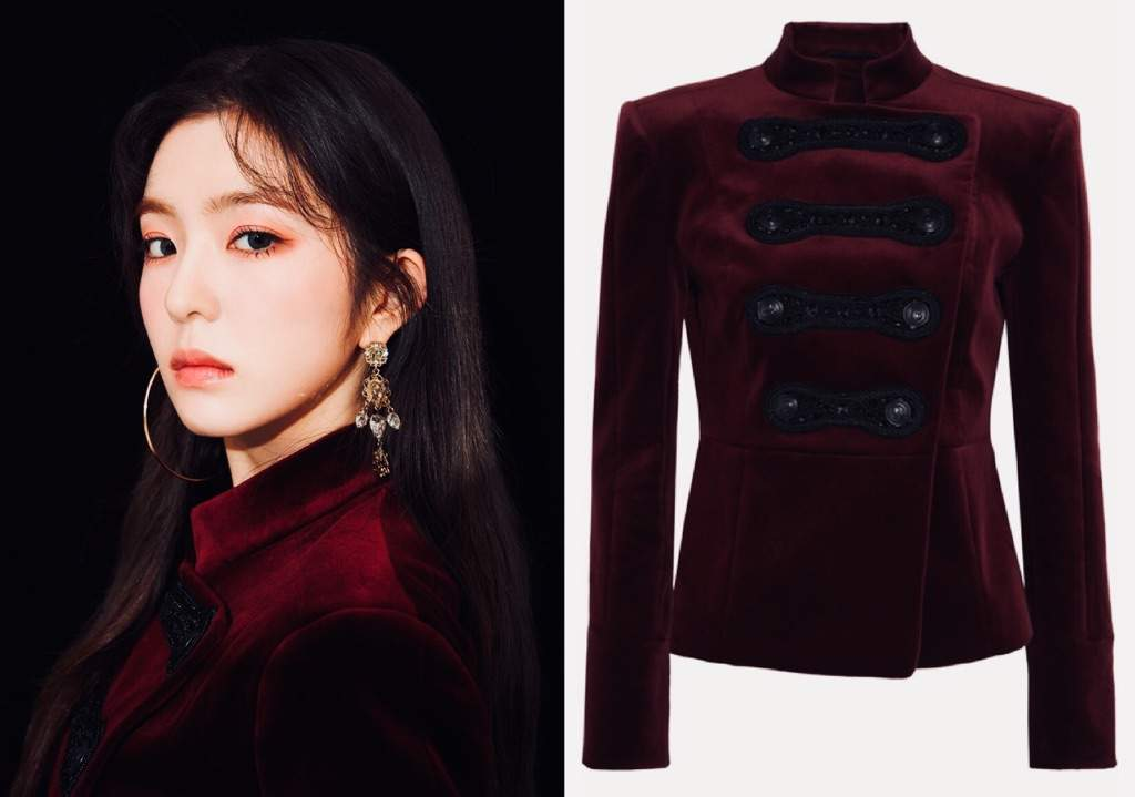 Fashion Irene Perfect Velvet Teasers Red Velvet Amino