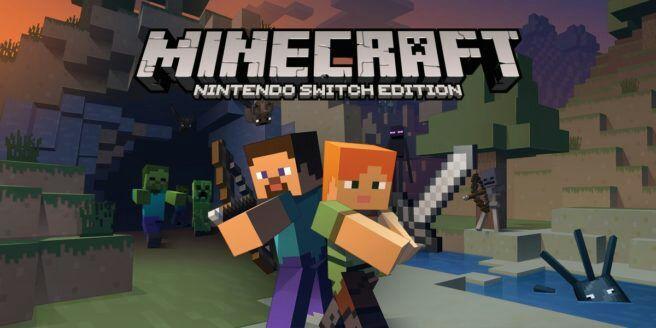 New Minecraft Update 2018 Super Duper Graphics | Nintendo