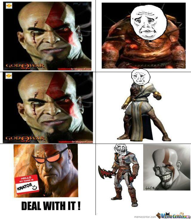 Memes God Of War God Of War Espanol Amino