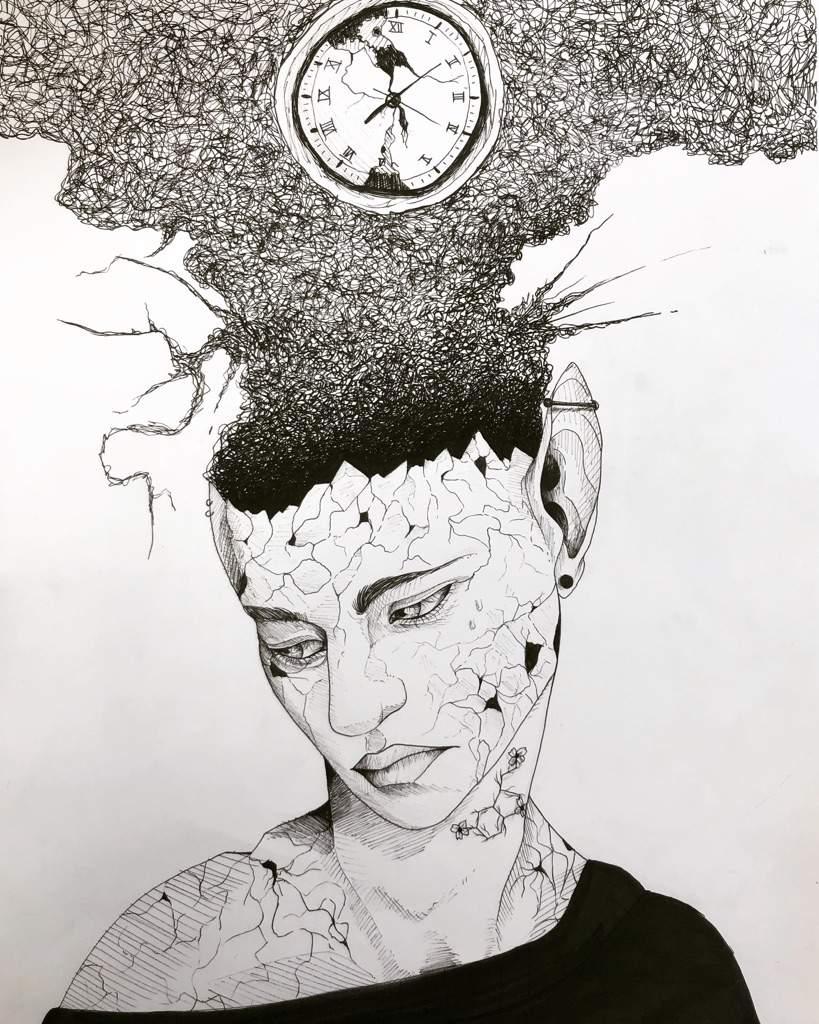 Anxiety Art Amino
