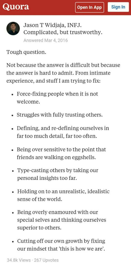 The Idealist • INFJ • The Counselor💊 | Myers Briggs [MBTI