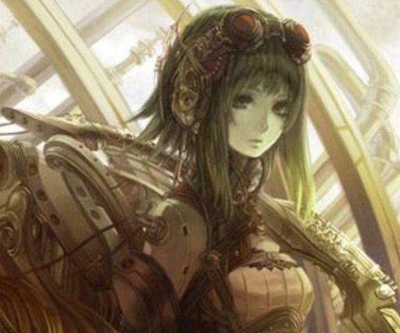 Anime Steampunk Anime Amino