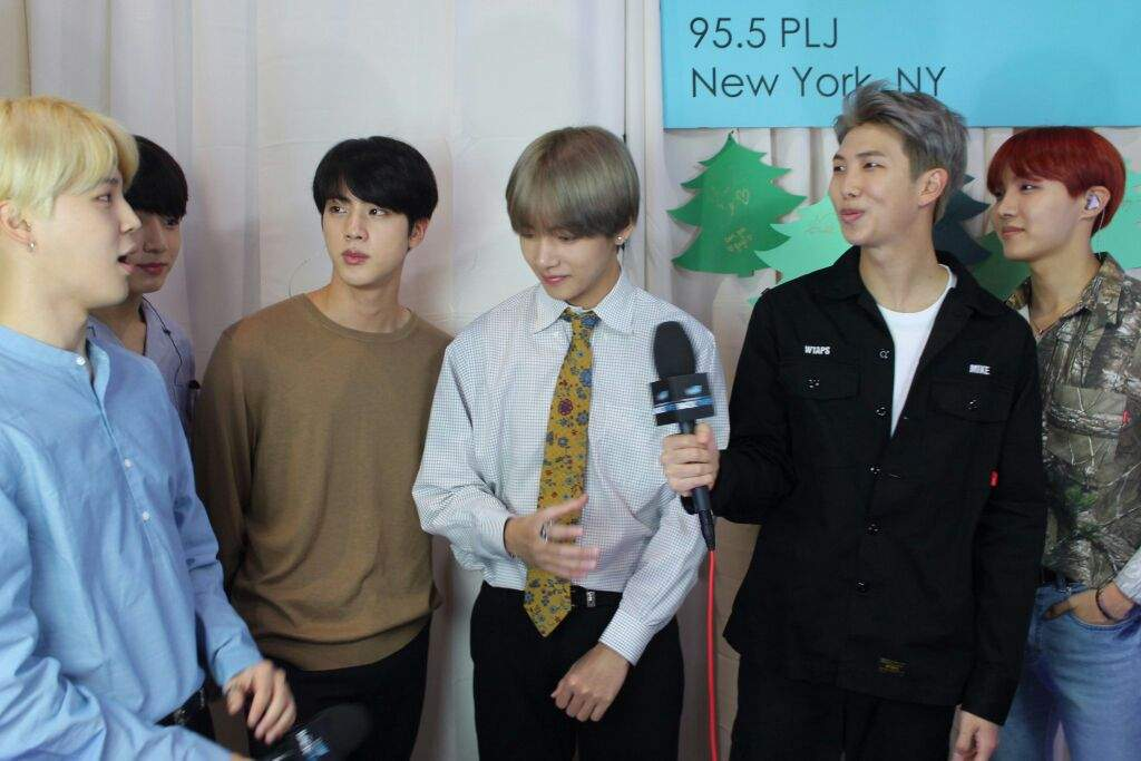 LBUM BTS Em Entrevista Para A 92 PRO FM 181117