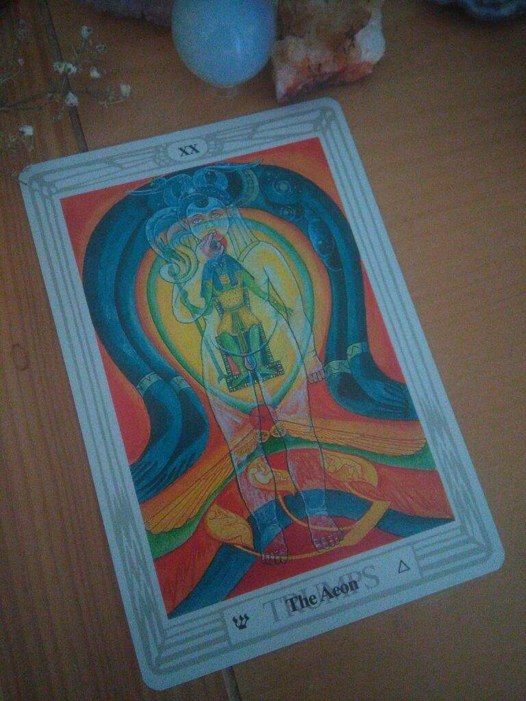 Thoth Tarot Deck | Pagans & Witches Amino