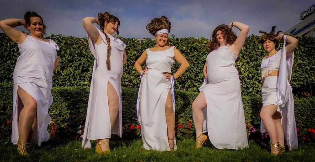 disney hercules we are the muses cosplay amino