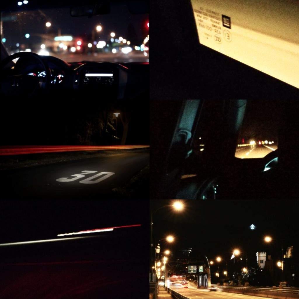Nighttime Road Trip Aesthetic Universe Amino