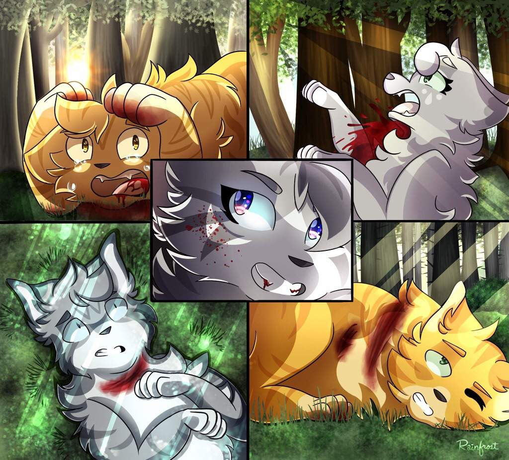 AlterClan Assignment- If Ivypool Was Evil | Warriors Amino