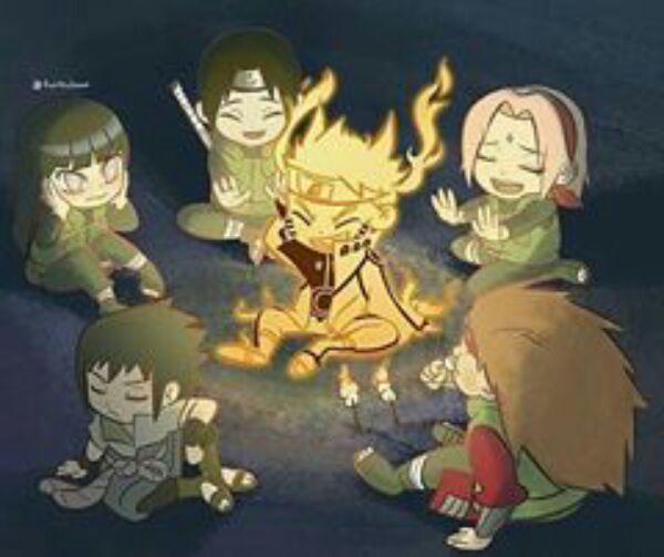 El Rasengan También Puede Cambiar Depenndo Tipo De Chakra La Persona Por Ejemplo Cuando Naruto Utiliza Modo Kiuby Y Me Refiero A No Se