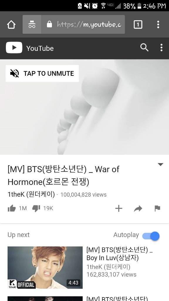 War of Hormone 100,000,000 Views | ARMY's Amino