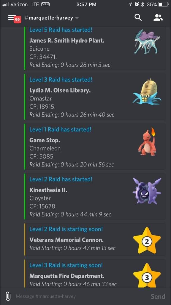 Discord pokemon go raid | Discord App?  2019-04-05