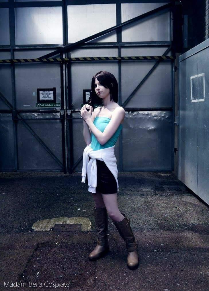 Jill Valentine Resident Evil 3 Cosplay Amino
