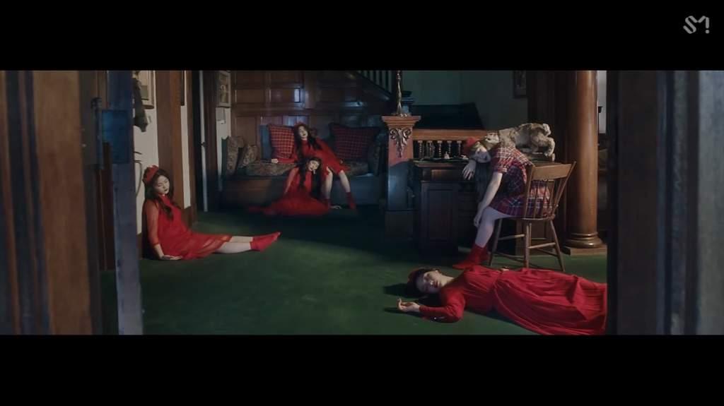 Red Velvetpeek A Boomv Theory K Pop Amino