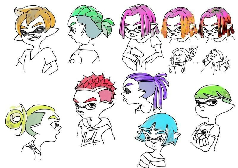 O Splatoon Amino