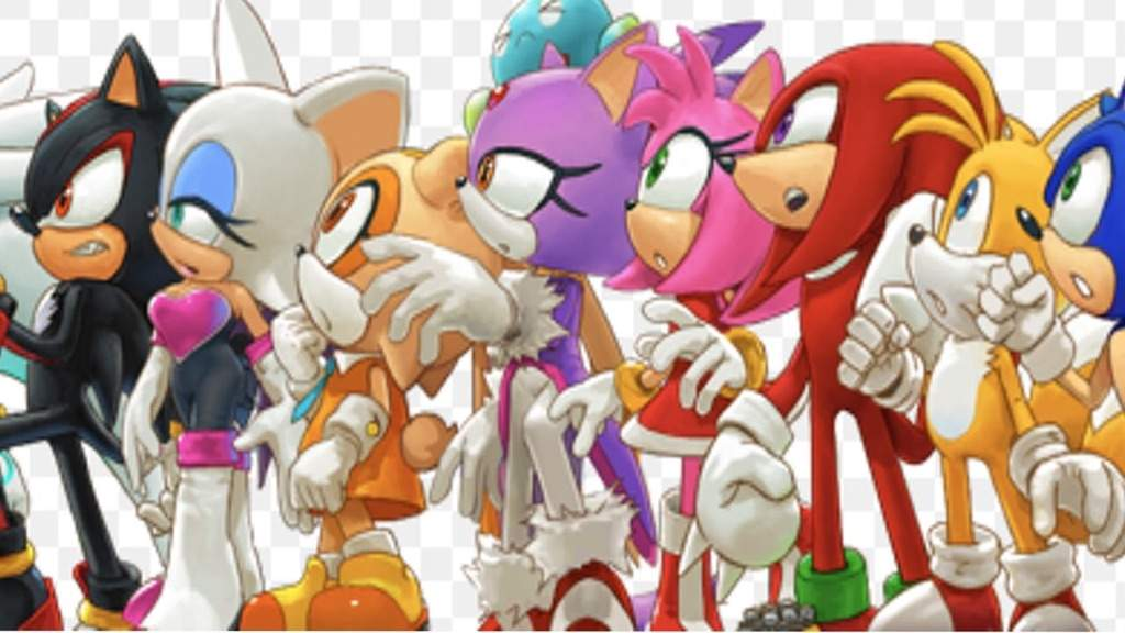 Characters You Probably Won T See In Sonic Boom Sonic The Hedgehog Amino