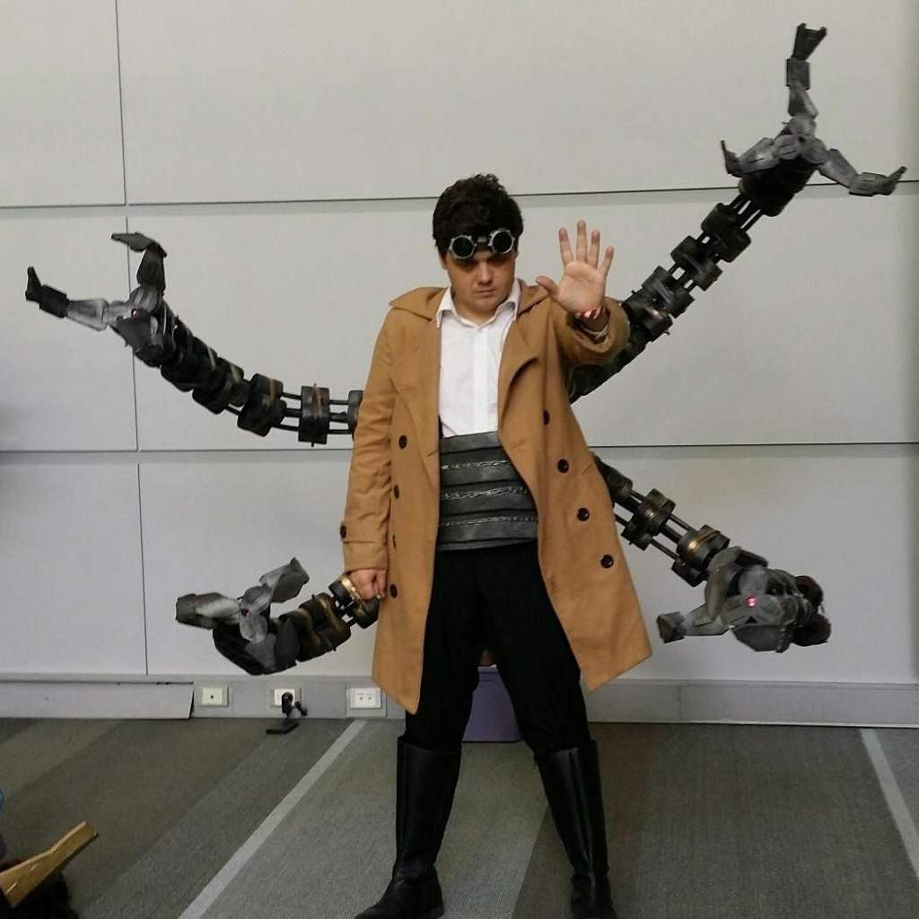 Doctor Octopus Cosplay Amino