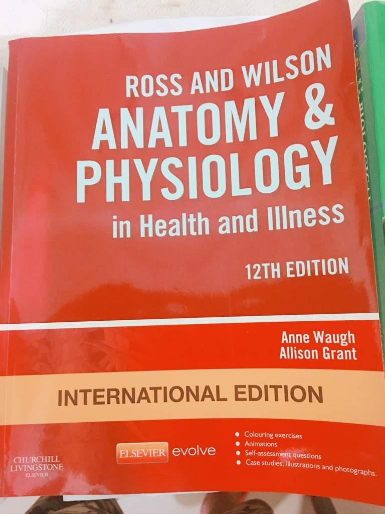 Fantastisch Ross Und Wilson Anatomie Und Physiologie Free Download ...