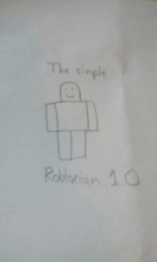 Roblox Nimblz Face The Simple Robloxian 2 0 Roblox Amino