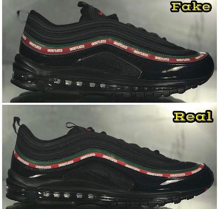buy online edd66 3ec27 Real vs Fake | Sneakerheads Amino
