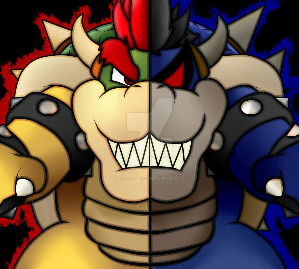 Musical Masterpieces Dark Bowser Theme Mario Amino