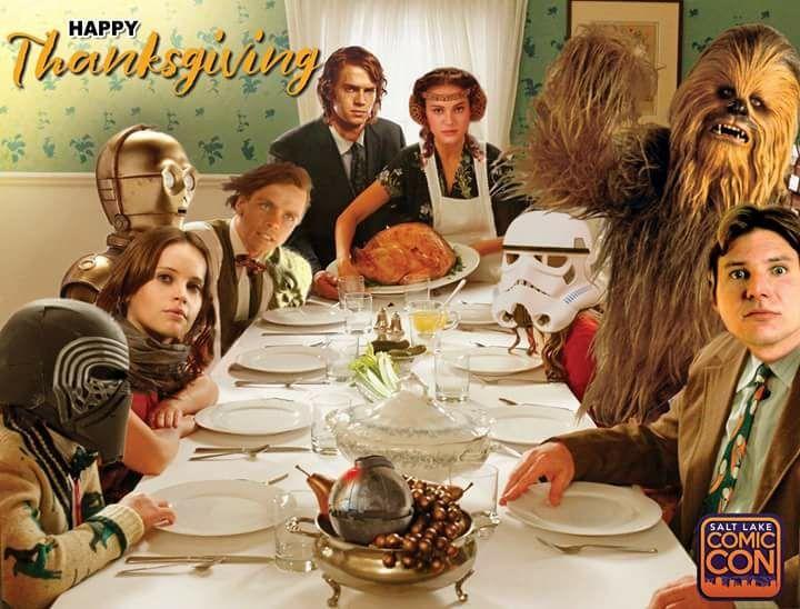 Star Wars Family Dinner Star Wars Amino